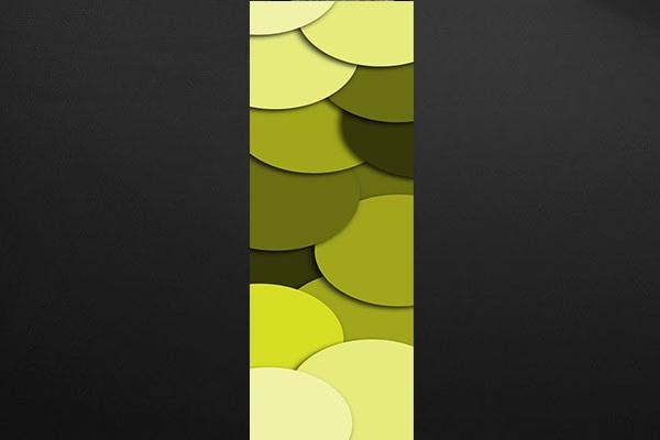 papier peint original confettis izoa. Black Bedroom Furniture Sets. Home Design Ideas