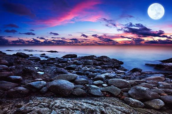 Mer d'Ecosse plage