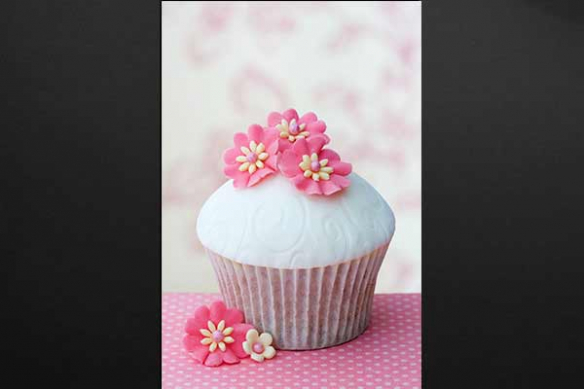Tableau cuisne Cup Cake Girly