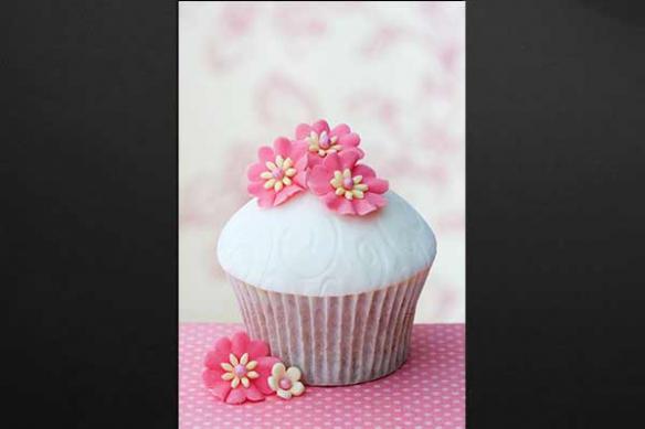 Tableau cuisne Cup Cake Girly