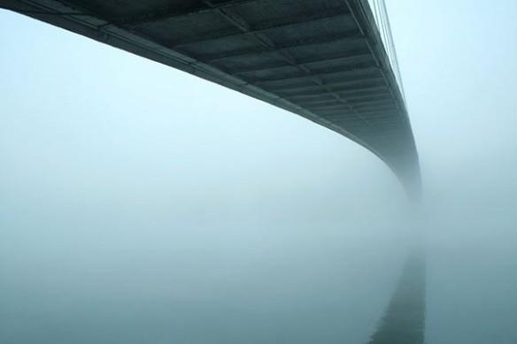 photo pont supendu Flottement