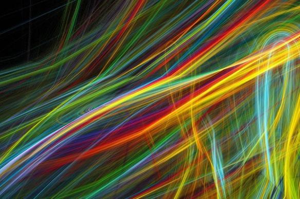 Gribouillis file de couleur