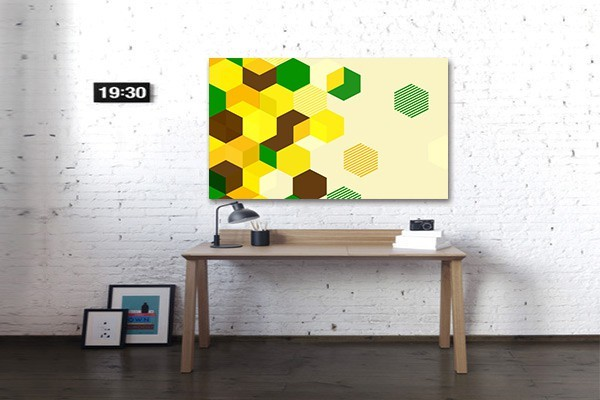 tableau design chapi chapo izoa. Black Bedroom Furniture Sets. Home Design Ideas