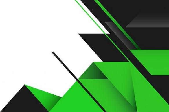 Tableau retroToquade vert