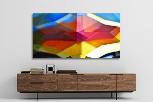 tableau moderne diams - Tableaux Modernes Colors