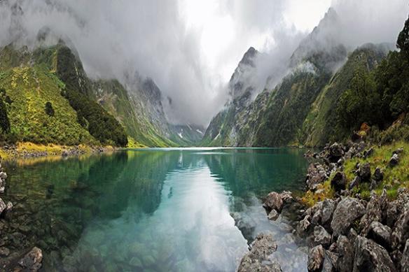Papier peint photo New Zeland