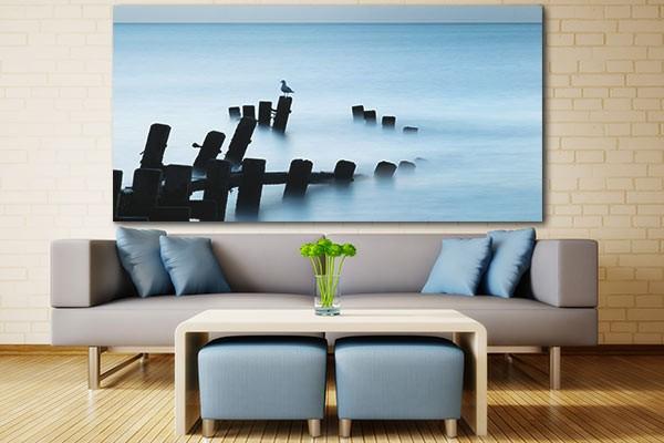 tableau photo paysage marin izoa. Black Bedroom Furniture Sets. Home Design Ideas