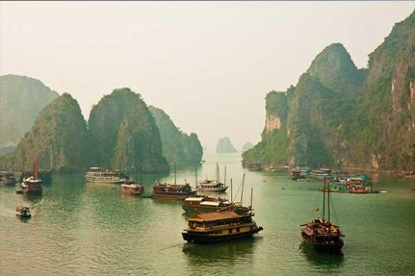 déco mur Thaïlande