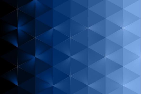 Papier Peint design Polygones