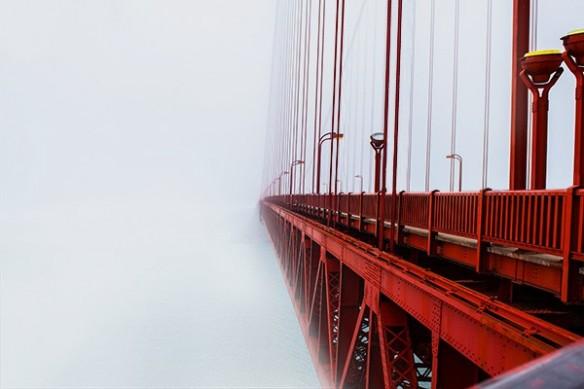 Papier peint décoration San Francisco