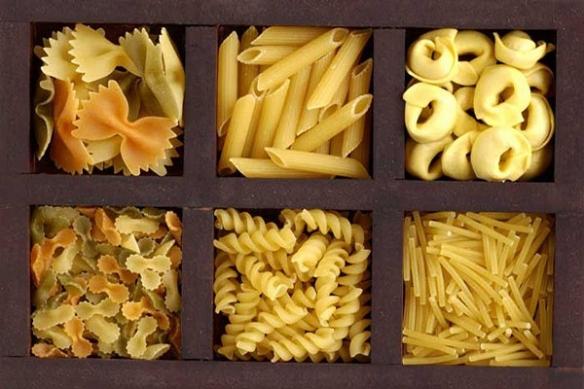 Papier Peint Photo vive les pâtes
