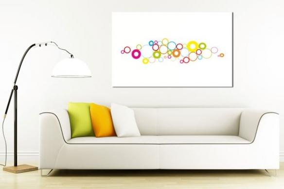Tableau zen design Circles