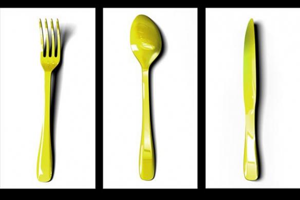 Tableau Triptyque cuisine design