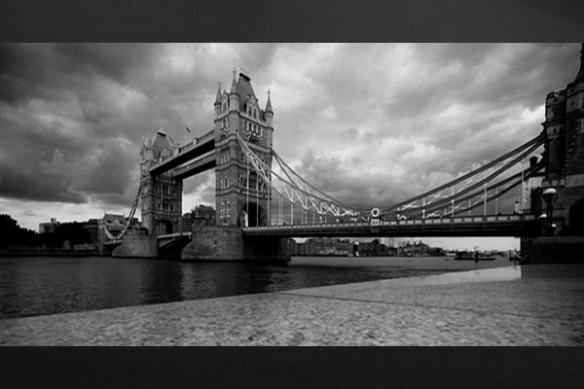 Tableau pont londres