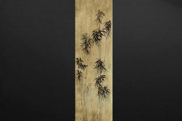 deco zen Bambous