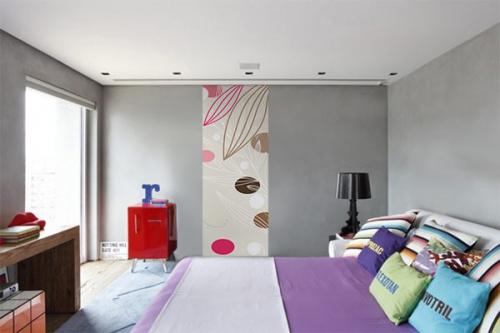 Papier peint mural Gardenia