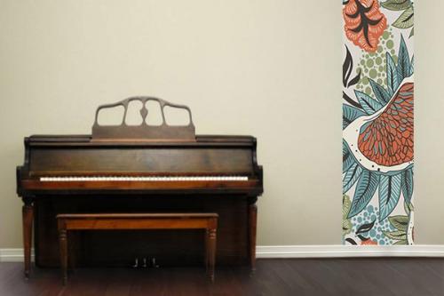 Papier peint chambre Panacée