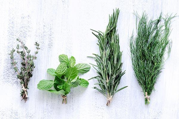 Tableau Cuisine Plantes Aromatiques Izoa