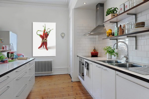 Tableau design décoratif Hot