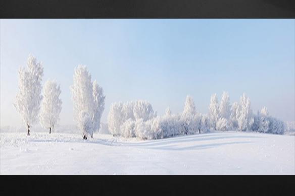 déco mur Blanc comme neige