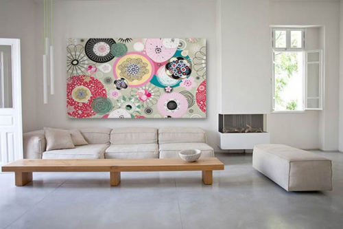 tableau fleurs vente de tableaux nature et cadre fleurs pour d co murale izoa. Black Bedroom Furniture Sets. Home Design Ideas