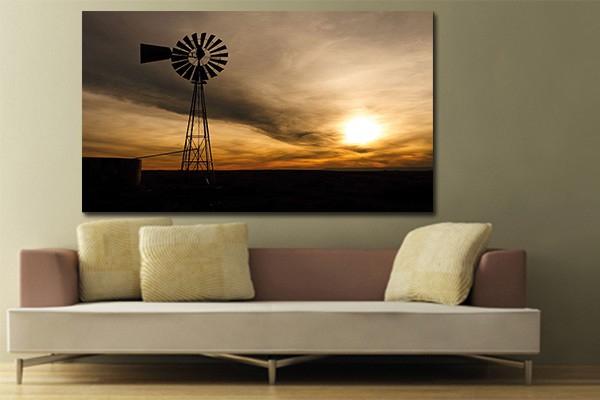 d co murale style industrielle tableau decoration heolienne. Black Bedroom Furniture Sets. Home Design Ideas