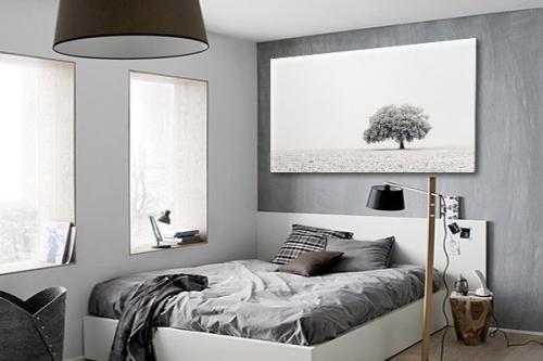 Déco mur design Marronnier