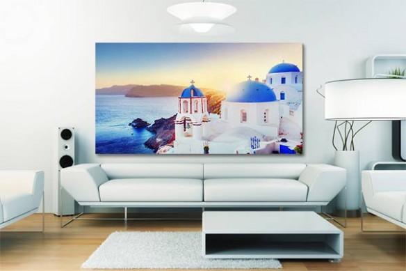 Tableau décoration Grèce