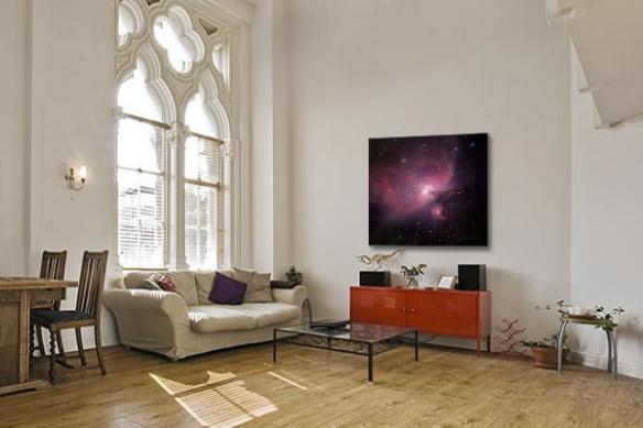 Tableau photo skylight
