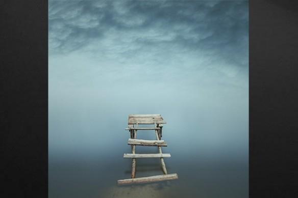Toile photo Brouillard