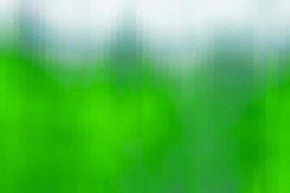 Tableau design Mosa vert