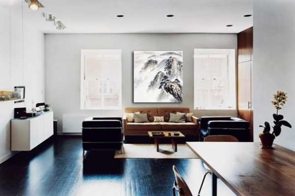 Tableau décoration paysage Zen Vue Panoramique