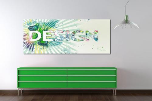 tableau design moderne