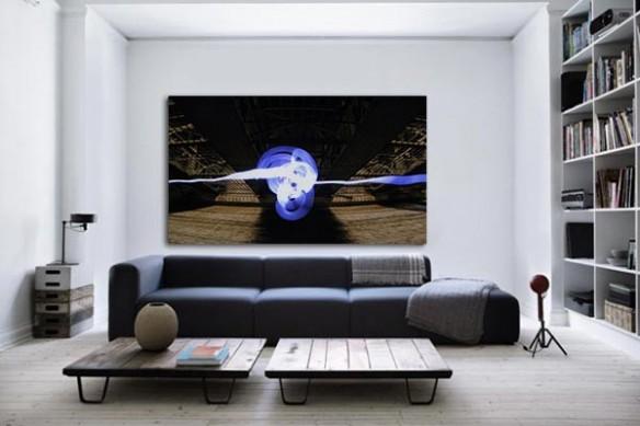 tableau abstrait lightgraph