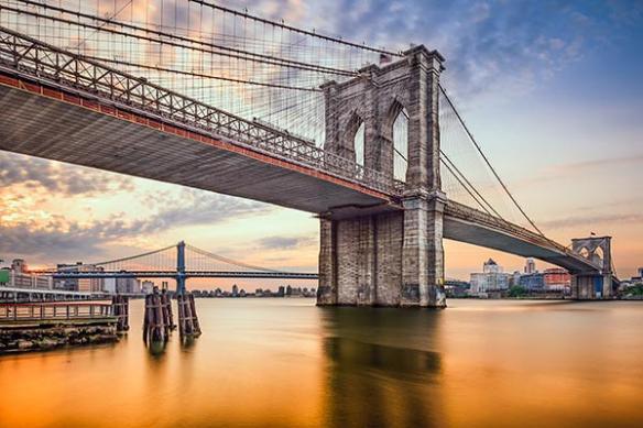 Papier Peint New York pont
