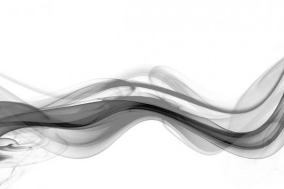 tableau design tendance fumée grise