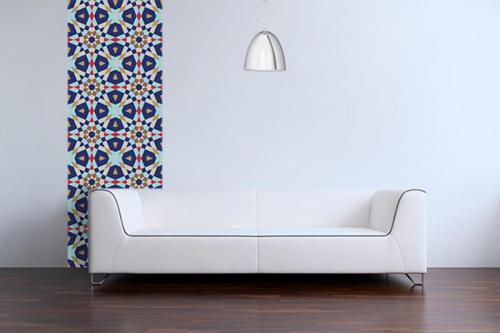 Papier peint design Mozaïc