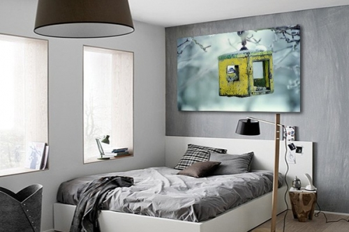 tableau pop art pour une d coration murale design tableaux abstraits contemporain izoa. Black Bedroom Furniture Sets. Home Design Ideas