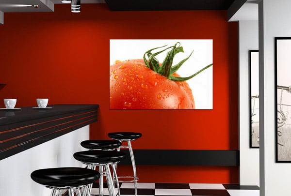 nouveaut tableau tomate blog izoa. Black Bedroom Furniture Sets. Home Design Ideas