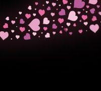 Un tableau pour la Saint Valentin