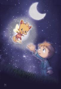 tableau-enfant-douce-nuit-popup