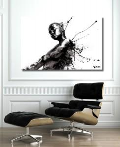 Tableau design Splatch-Girl-Izoa