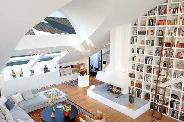 décoration intérieur loft