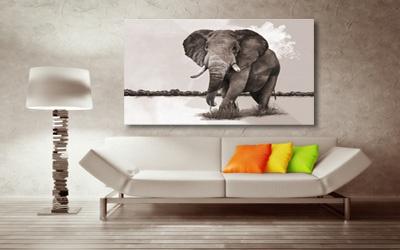 tableau deco africa