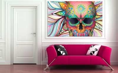 Nouveau tableau design Mexicrane by Dogan Oztel
