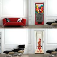 Nouveauté Izoa : stickers de porte
