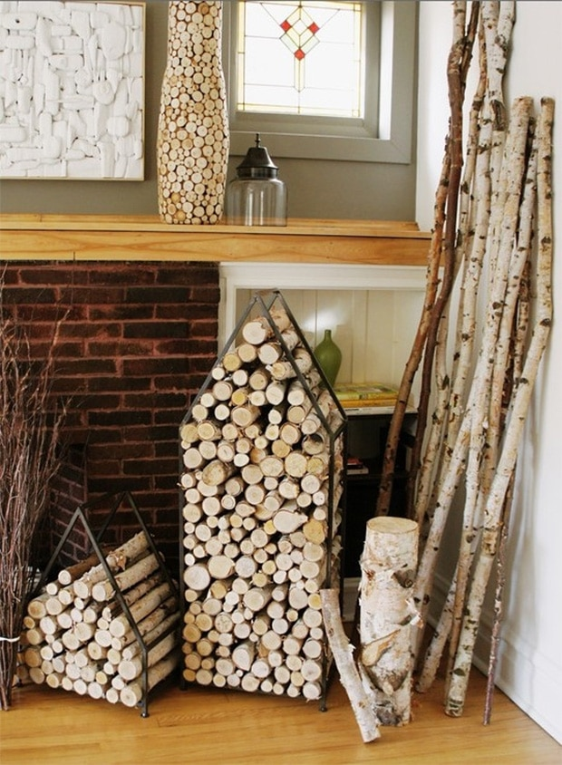 comment ranger ses b ches de bois blog izoa. Black Bedroom Furniture Sets. Home Design Ideas
