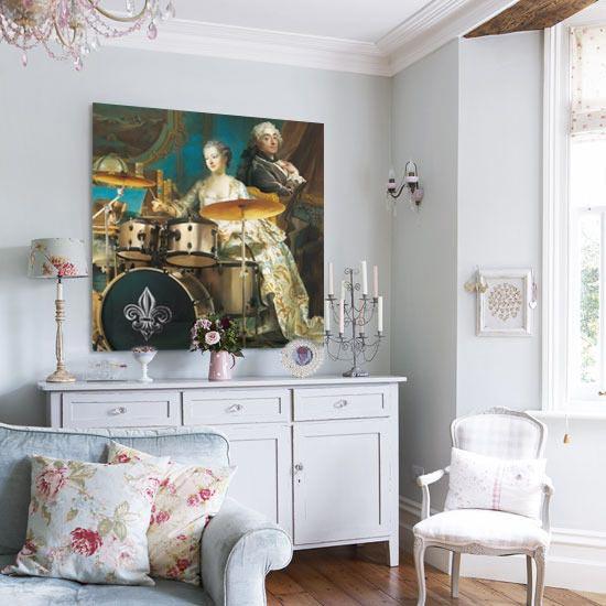 id e d co un univers romantique et baroque oui mais alors en version d cal e. Black Bedroom Furniture Sets. Home Design Ideas
