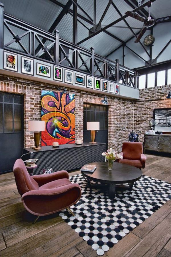 coup de coeur d co le street art envahit nos murs. Black Bedroom Furniture Sets. Home Design Ideas