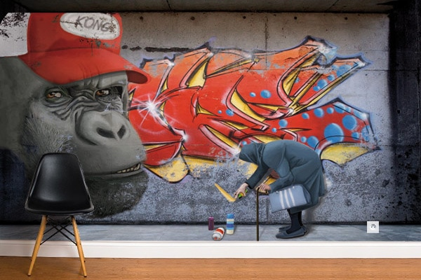 Coup De Coeur D 233 Co Le Street Art Envahit Nos Murs